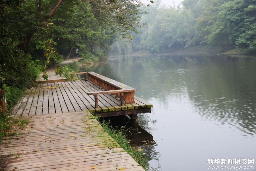 宋夹城湿地公园--扬州绿地20