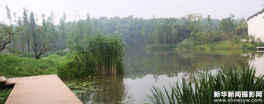 宋夹城湿地公园—扬州绿地20