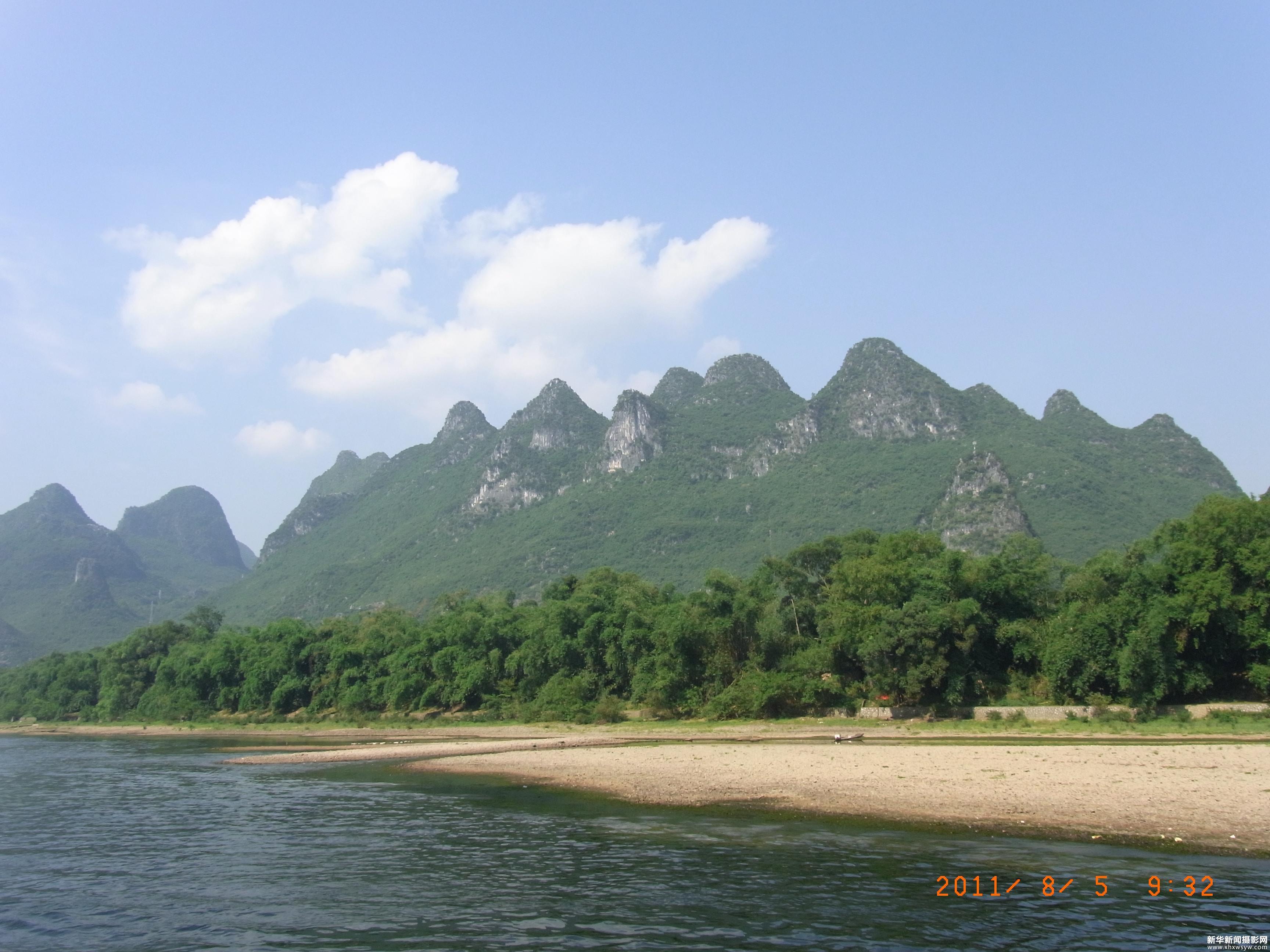 王正霖的相册 - 桂林山水